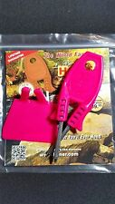 Hunter Honer, Knife Sharpener, Pink Color - Made In USA