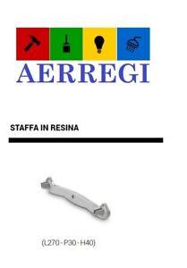 SUPPORTO STAFFE SCOLAPIATTI STAFFA PLASTICA RICAMBIO SCOLAPIATTI 1 PZ