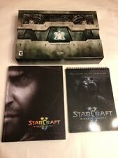 StarCraft II Wings of Liberty Collector's Edition with Limited Hardcover Guide