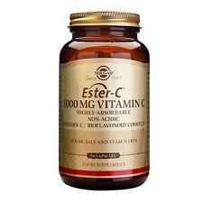 Solgar ESTER-C 1000 mg di vitamina C Capsule 90