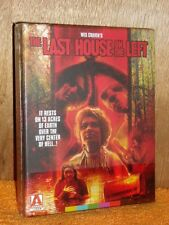 The Last House On The Left (Blu-ray/DVD, 2018, 3-Disc Limited Ed) NEW David Hess