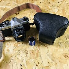 Classic Tested Pentax K1000 35mm SLR Film Camera + 50mm F2 Lens