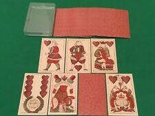 Vintage German VASS Non Standard * C1850 BECHSTEIN SAXON Reprint * Playing Cards