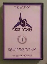 aaron hoopes  THE ART OF ZEN YOGA I DAILY WARM UP  DVD