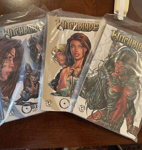 Witchblade Origins Vol 1,2&3