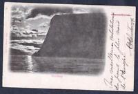 NORVEGE - OLD POSTCARD MIDNATSSOL   NORDKAP  YEAR 1903