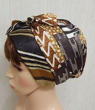 TESTA di raso che copre WOMEN'S HEAD Sciarpa a letto COFANO capelli Wrap Berretto Bandana