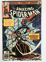 Amazing Spider-Man #210 - 1st App Madame Web! Marvel 2 Comics Newsstand