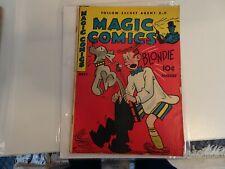 Magic #97 1947 - David McKay  Comic book - Lone Ranger, Blondie,Secret Agent X-9