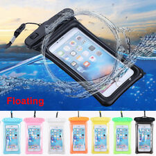 30m Underwater Waterproof Case Floating Cover Bag Dry Pouch For iPhone Samsung