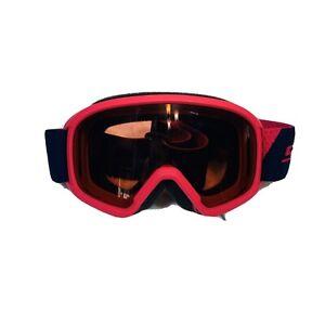Scott JR Witty SGL 5-10 Yrs Pink & Black Winter Sports Goggles New Open Box