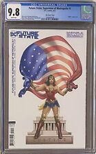 Future State: Superman of Metropolis #1 Wonder Woman 1984 Variant CGC 9.8