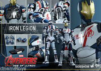 MARVEL Avengers Age of Ultron Iron Man Legion Action Figure Hot Toys Sideshow