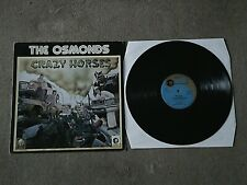 THE OSMONDS - CRAZY HORSES - 2315123 - MGM - EX