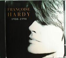 "FRANÇOISE HARDY - RARE CD ""1980-1990"""