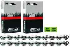 "2 Pack, Oregon 91PX050G 50 Drive Link Chain Loop 3/8"" Pitch x .050""Gauge"