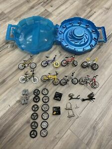 Flick Trix Tech Deck BMX Finger Bike Lot Standard Concept GT Parts Lot PIECES*