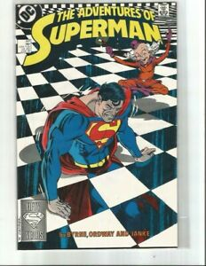 THE ADVENTURES OF SUPERMAN #441