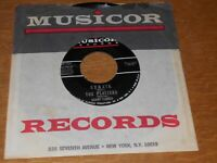 45 RECORD,  PLATTERS.  FEAR OF LOSING YOU /  SONATA. NORTHERN SOUL VG+.