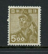 Y781  Japan  1948  Miner   1v.   MLH