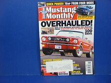Mustang Monthly,November 2009,Overhauled! 2010 Shelby GT500 Super Snake M2416
