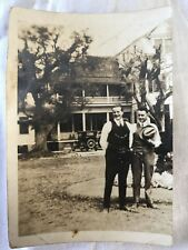 Two Buddies, Gatsby, Gay Interests, Vintage Photo, Prohibition