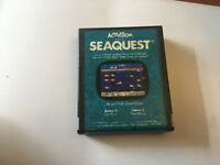 VINTAGE ATARI 2600 GAME SEA QUEST SEAQUEST