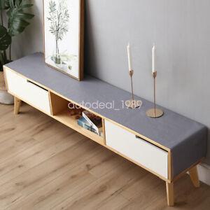 Wipeable PVC TV Cabinet Table Cloth Tea Table Bedside Shoe Cabinet Table Mat