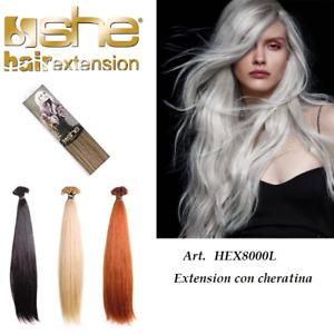 SHE HAIR EXTENSION CON CHERATINA 100% CAPELLI NATURALI 55/60 CM