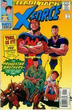 X-Force -1 (Flashback) (USA, 1997)