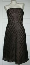 NEW CARMEN MARC VOLVO  COLLECTION COUTURE LACE  DRESS Sz 10