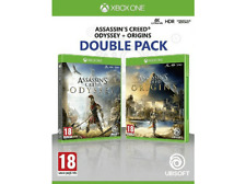 Xbox One Assassin S Creed Odyssey + Assassin S Creed Origins