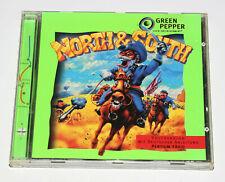 NORTH & SOUTH - PC CD ROM - MS DOS KLASSIKER