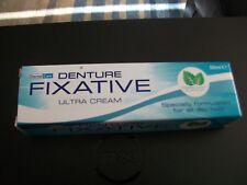 Plus Dual Power Premium Denture Adhesive Cream Long Lasting 50g £2.25