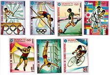 Guinea Equatorial 1972 Summer Olympic, Munich 1972, MNH, imperf. #2