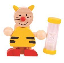 Bigjigs Toys Timer zum Zähneputzen  Katze NEU