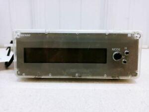 2000-2005 MITSUBISHI ECLIPSE DASH CLOCK AND INFORMATION DISPLAY MR320626