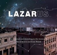 "Lazarus, Original Cast (NEW 3 x 12""VINYL LP) David Bowie"