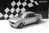 BMW 2002 TURBO de 1973  au 1/18 de Minichamps 155026201