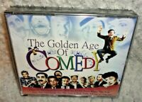 The Golden Age Of Comedy (CD, 3-Discs) NEW & SEALED