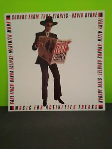 Sounds from True Stories Original Motion Picture LP Flat Promo 12x12 POSTER