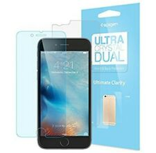 Spigen iPhone 6s & iPhone 6 Screen Protector/Ultra Crystal Dual/Ultimate Clarity