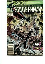 WEB OF SPIDER-MAN #31 FN+