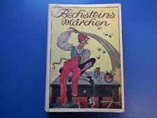 Märchen-Buch von Ludwig Bechstein um 1920 guter gebrauchter Zustand mit SU