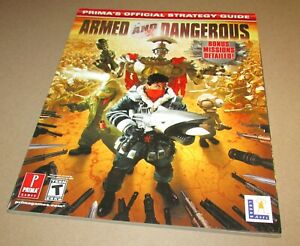 Armed and Dangerous Strategy Guide for Xbox & PC