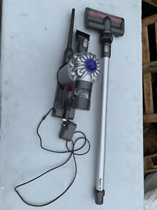 Dyson hand held vacuum cleaner with charger pole & accessories CE290421F
