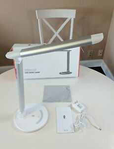 TaoTronics TTDL13 12W Table Lamp - White