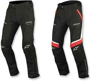 Alpinestars Ramjet Air Pants - Motorcycle Street Bike Riding Textile Mens
