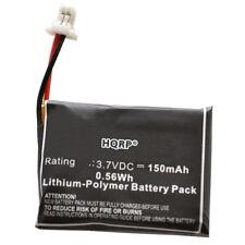 HQRP Battery for Nokia HS-21W Wireless Headset Bluetooth HS21W LP402025L150