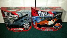 Blackout + Evac Voyager Class Transformers Movie 1 Hasbro MISP